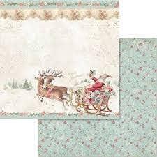Stamperia - Pink Christmas -