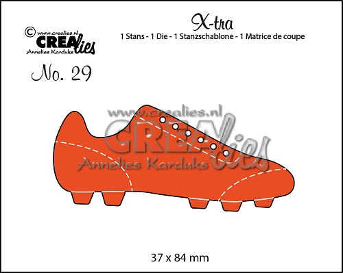 X-tra dies no. 29, Sneaker