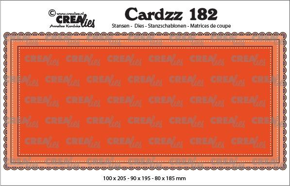 Cardzz dies no. 182, Slimline B