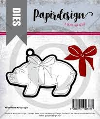 Papirdesign - Marsipangris - PD 2000378