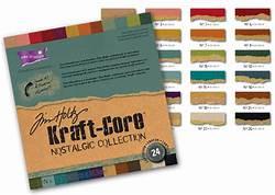 Core'dinations • Kraft-core 30x30cm x24 ass.