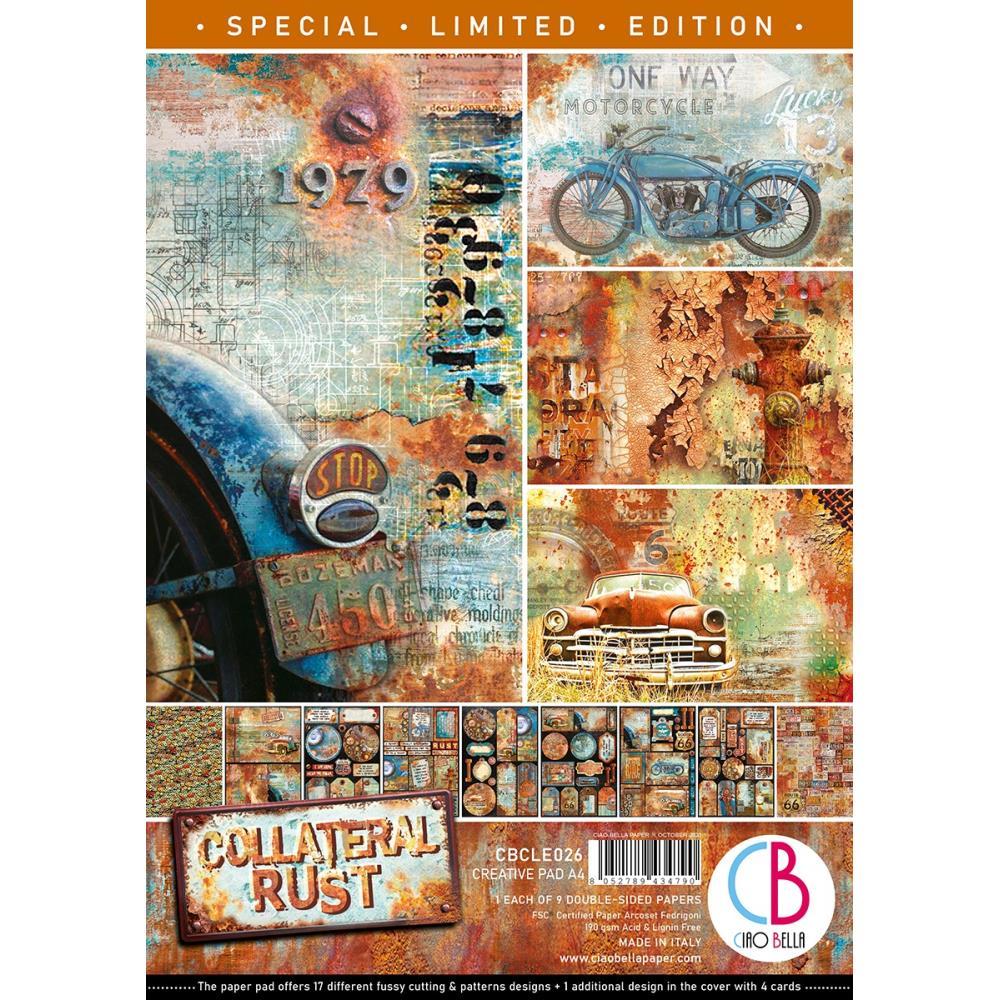 Ciao Bella - Collateral Rust, 9 Designs