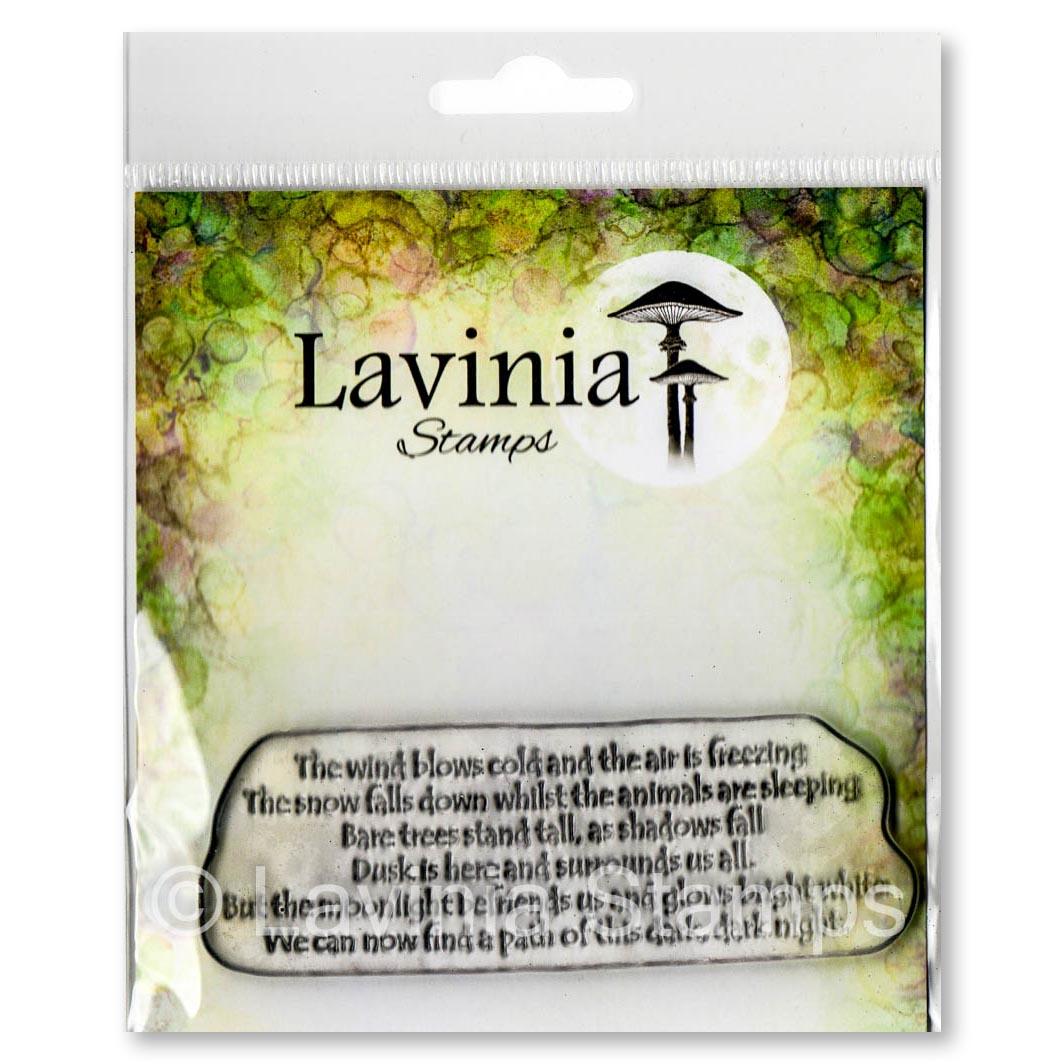 Lavinia - Snow Falls - LAV648