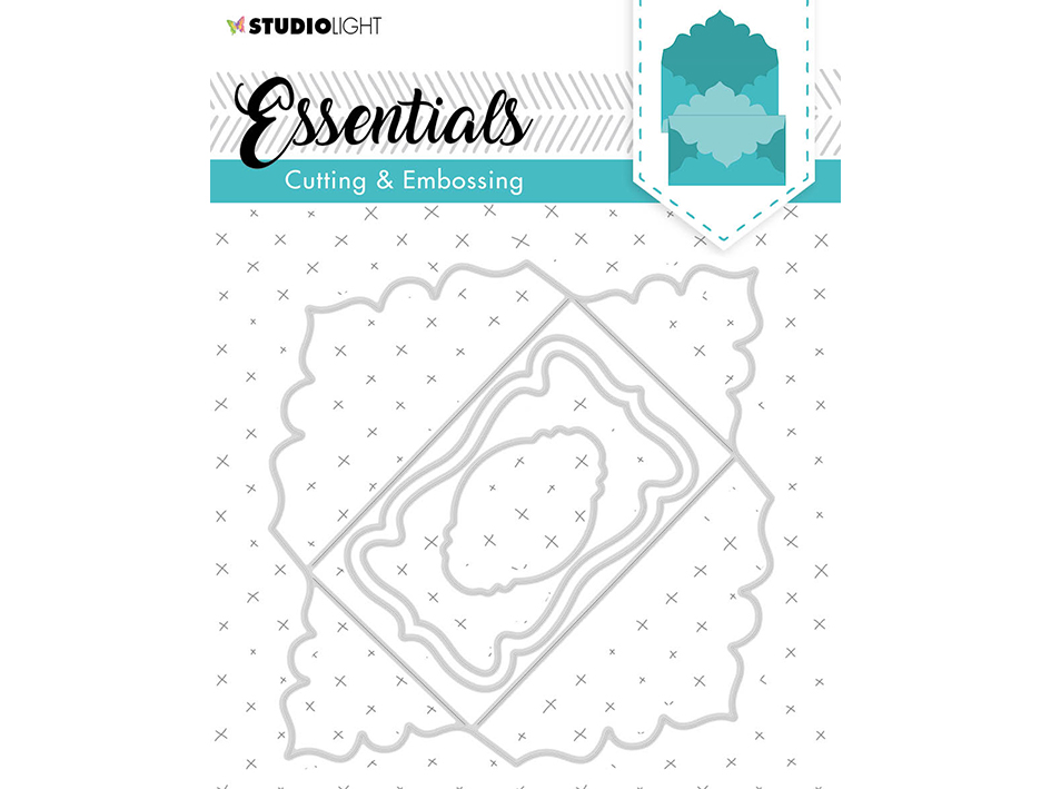 Studio Light • Embossing die cut Essentials nr.319
