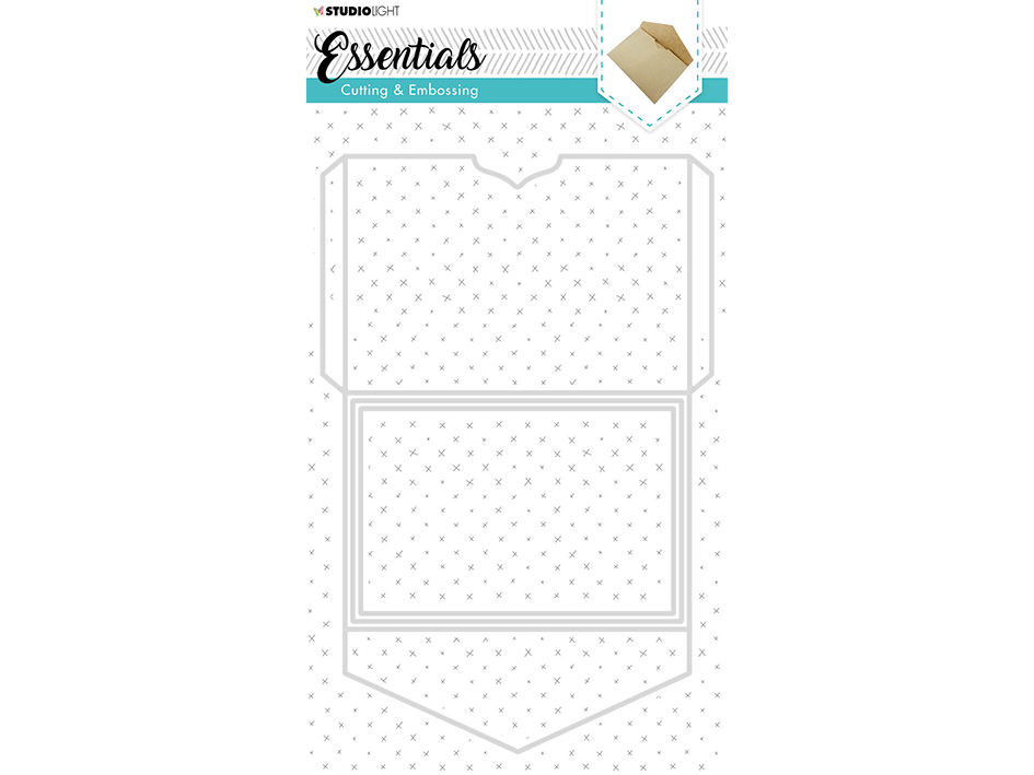 Studio Light • Embossing die cut Essentials nr.257