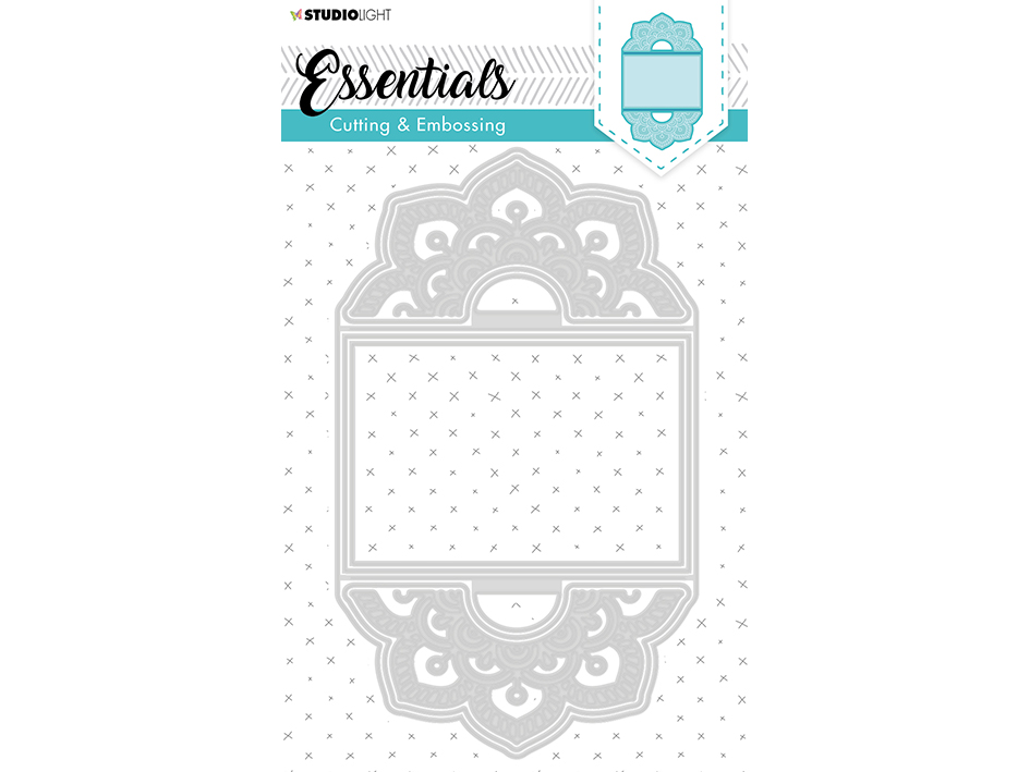 Studio Light • Embossing die cut Essentials nr.254