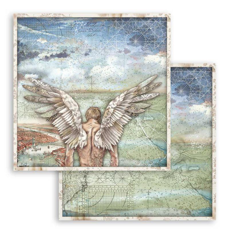 Stamperia  - Sir Vagabond wings