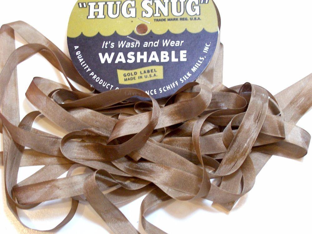 Hug snug - Seambinding - motige Brown
