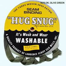 Hug snug - Seambinding - Sanstone Beige