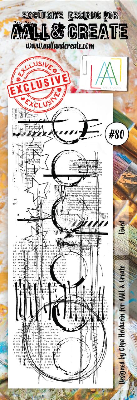 Aall&Create - #80 - Lined