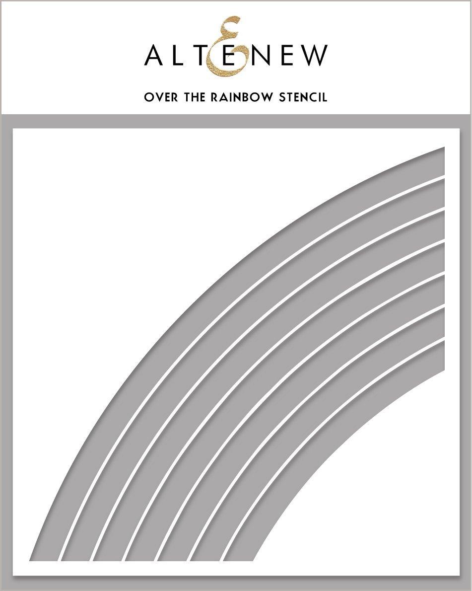 Altenew - Over the Rainbow Stencil