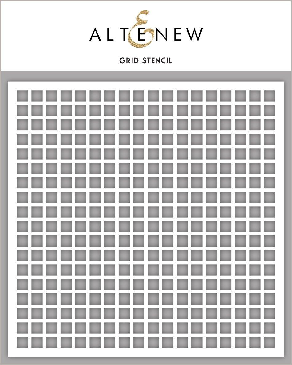 Altenew - Grid Stencil