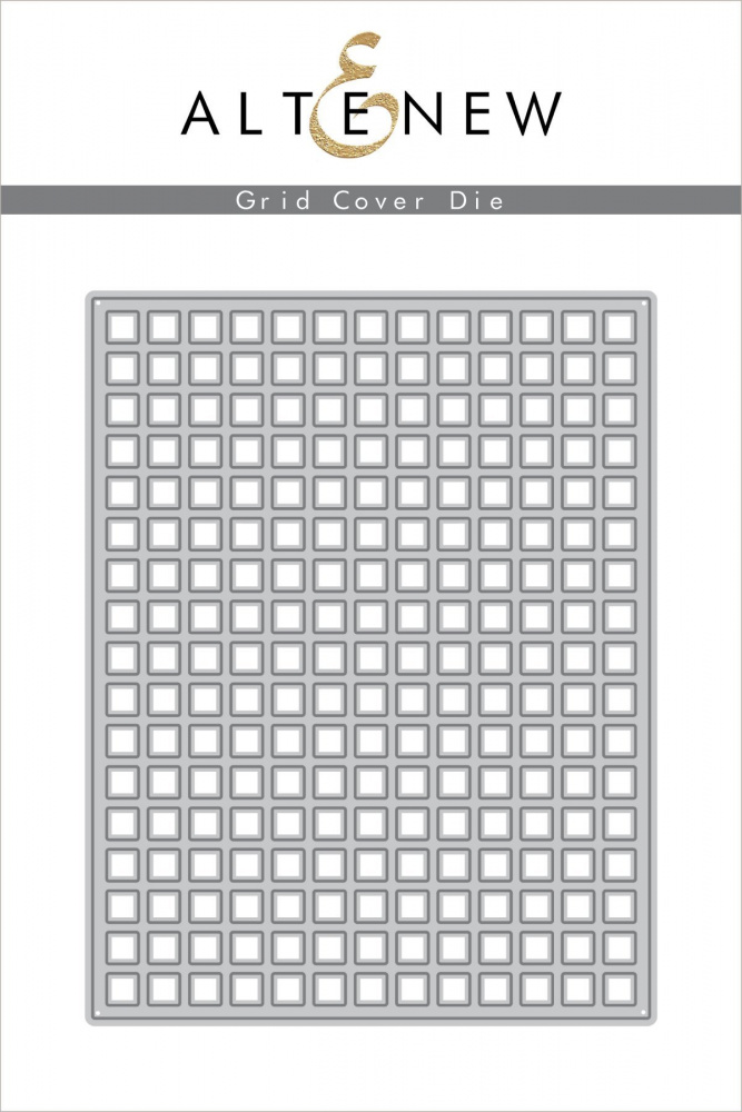 Altenew - Grid Cover Die