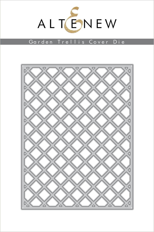 Altenew - Garden Trellis Cover Die
