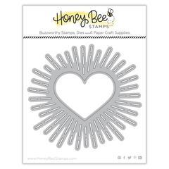 Honey Bee - Radiant Heart
