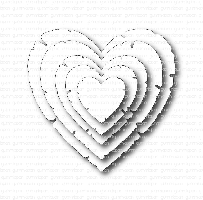 Gummiapan - Old Hearts - Dies