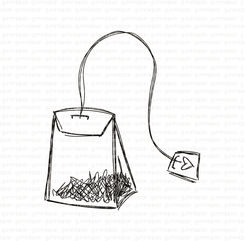 Gummiapan -Tepose -  umontert GummiStempel og Dies
