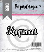 Papirdesign - PD 2100533 - Konfirmant