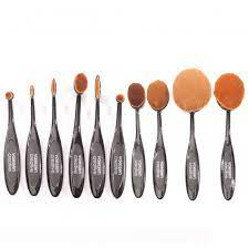 Vaessen - Blending brushes 10 pk