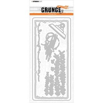 Studio Light Grunge 5.0 Cutting Die - NR. 346