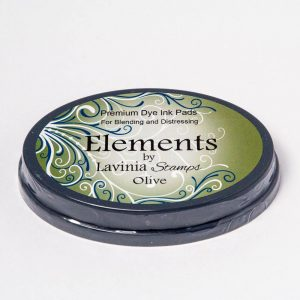 Elements Premium Dye Ink – Olive