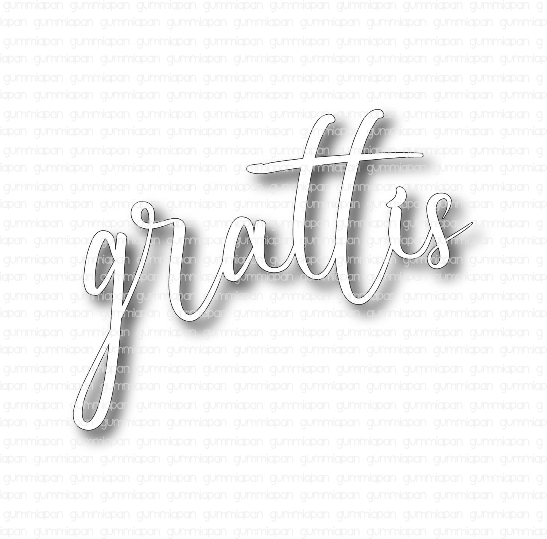Gummiapan - Grattis -Dies
