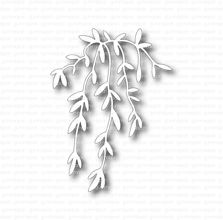 Gummiapan - Hängväxt -Dies
