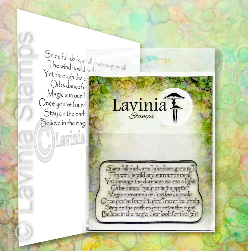 Lavinia - Magic Surrounds Us - Lav 669