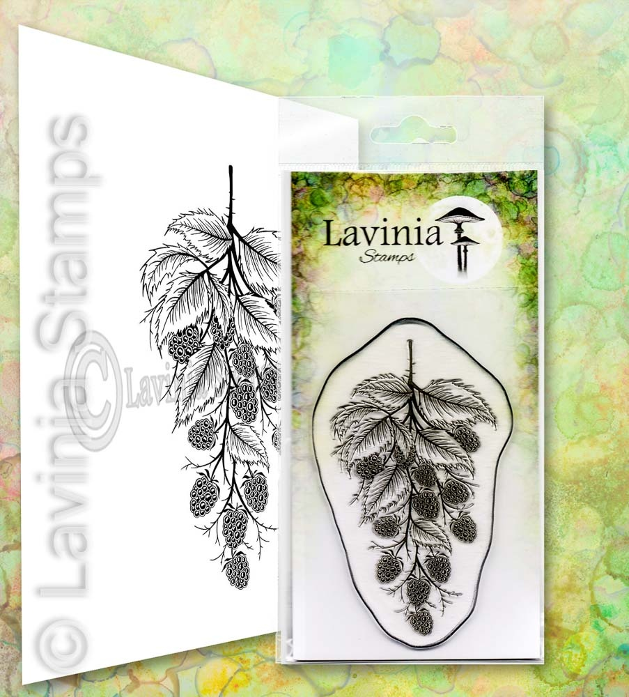 Lavinia -Blackberry - Lav659