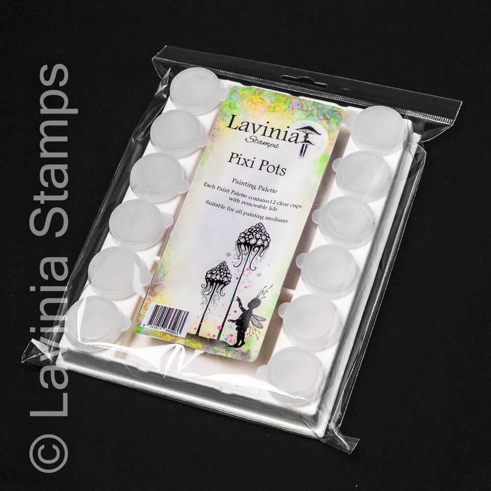 Lavinia - Pixie Pots Painting Palette