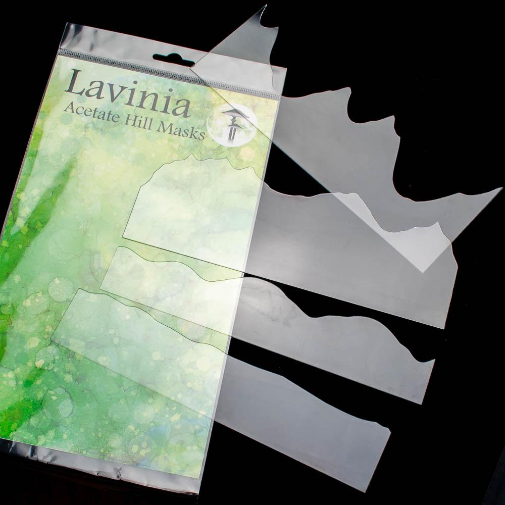 Lavinia - Acetate Hill Masks