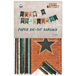 P13 Free Spirit Double-Sided Cardstock Die-Cuts - Banner