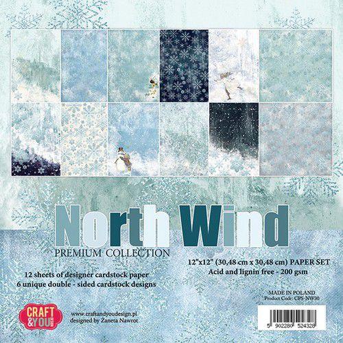 Craft&You  - Wind -  12x12