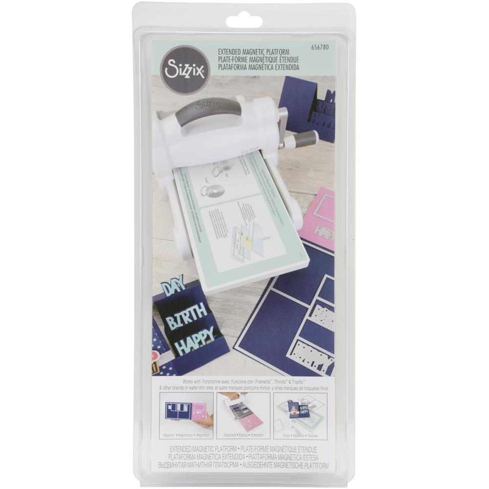 """Magnetic Extended For Water-Thin 14.5""""X6 - Sizzix BIGkick/Big Shot/Big"""
