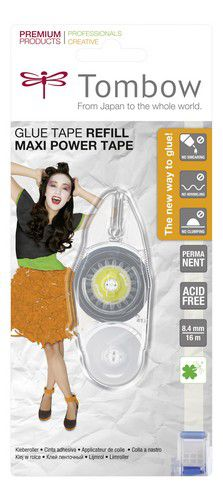Tombow Refill for Maxi Power Glue tape permanent