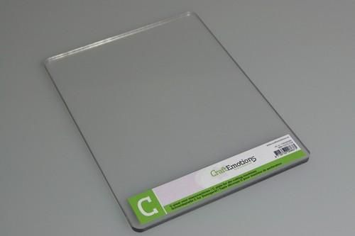 CraftEmotions C plate for die cutting machines 5mm