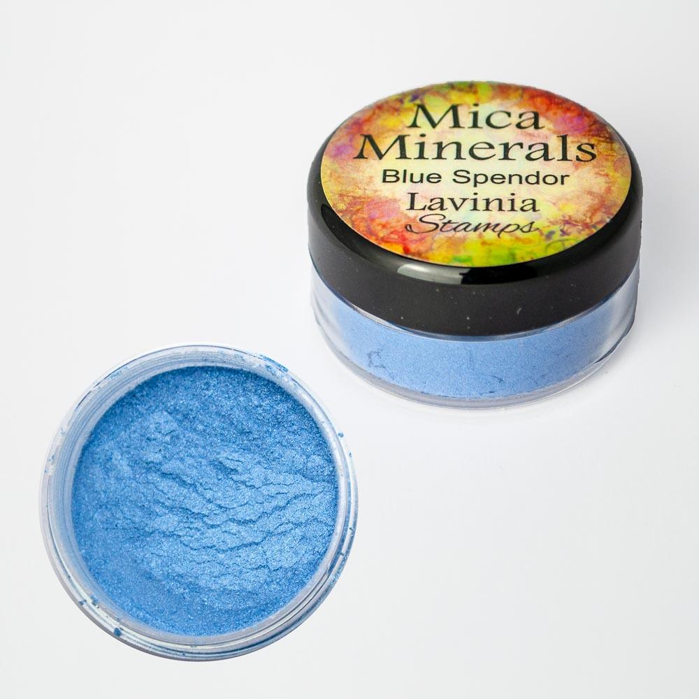 Lavinia - Mica Minerals – Blue Splendour