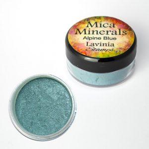 Lavinia - Mica Minerals – Alpine Blue