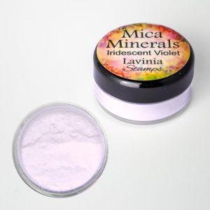 Lavinia - Mica Minerals – Iridescent Violet