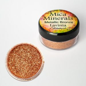 Lavinia - Mica Minerals – Metallic Bronze