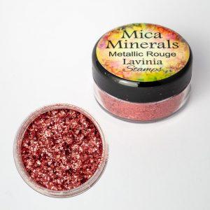 Lavinia - Mica Minerals – Metallic Rouge