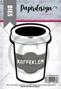 Papirdesign - Kaffeklem