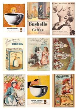 Reprint - Klippeark - Coffee - A4