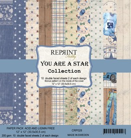 Reprint - 12 x 12 - You are a Star collection pack
