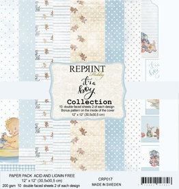 Reprint - 12 x 12 - It`s a Boy - collection pack
