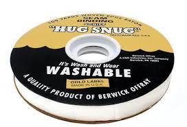 Hug snug - Seambinding - Eggshell