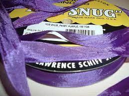 Hug snug - Seambinding - Pansy purple