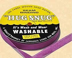 Hug snug - Seambinding - Pink Salmon