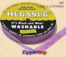 Hug snug - Seambinding - Lavender