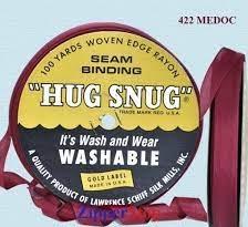 Hug snug - Seambinding - Medoc